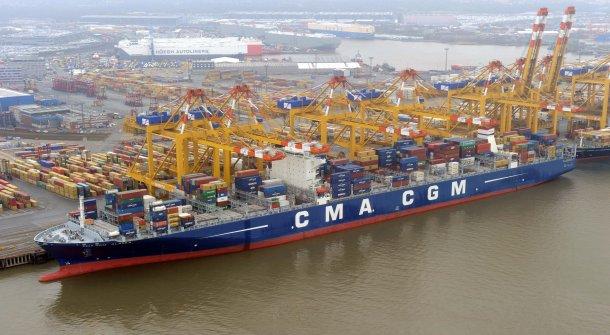 Bremerhaven Terminals Eurogate Euro Logistik